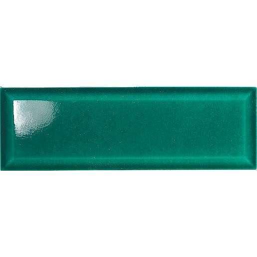 Obklad Tonalite Kraklé verdone diamant 10x30 cm lesk KRA4609DI