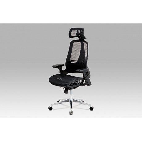 Kancelářská židle BK, černá - 72 x 65 x 122-128 cm