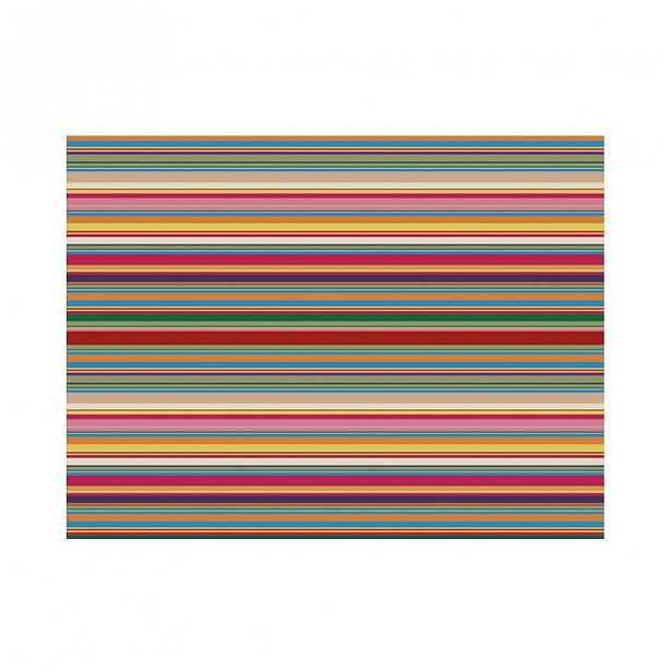 Velkoformátová tapeta Artgeist Subdued Stripes,400x309cm