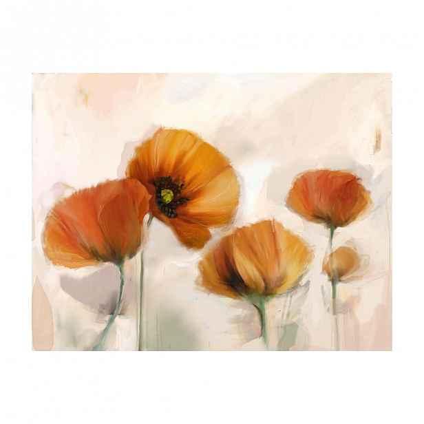 Velkoformátová tapeta Artgeist Vintage Poppies,200x154cm