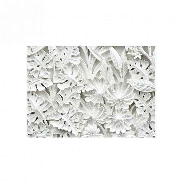 Velkoformátová tapeta Bimago Alabaster Garden, 300x210cm