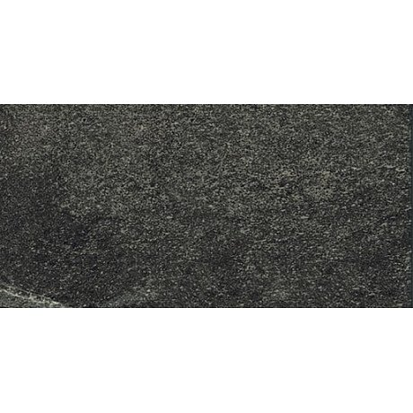 Dlažba Impronta Stone D black 30x60 cm, mat, rektifikovaná TX0563