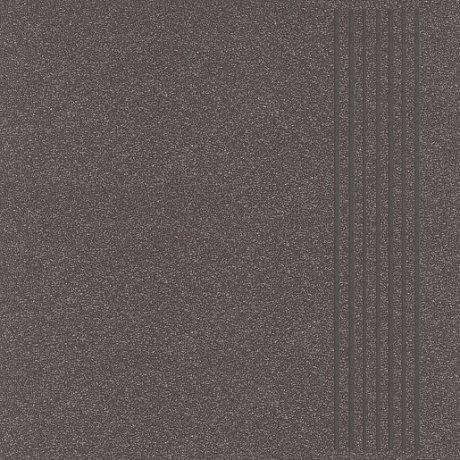 Orlík 508 černá schodovka 30x30 TCA33508.1