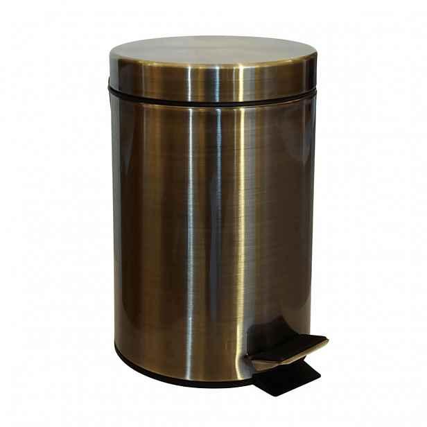 Odpadkový koš volně stojící Bemeta 3 l bronz 104315023