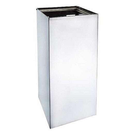 Odpadkový koš závěsný Bemeta 45 l nerez lesk 101915121