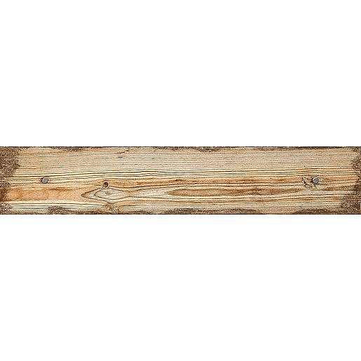 Dlažba Oset Nail Wood natural 8x44 cm mat NWOOD44NA