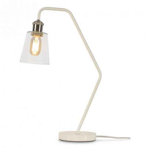 Bílá stolní lampa Citylights Paris