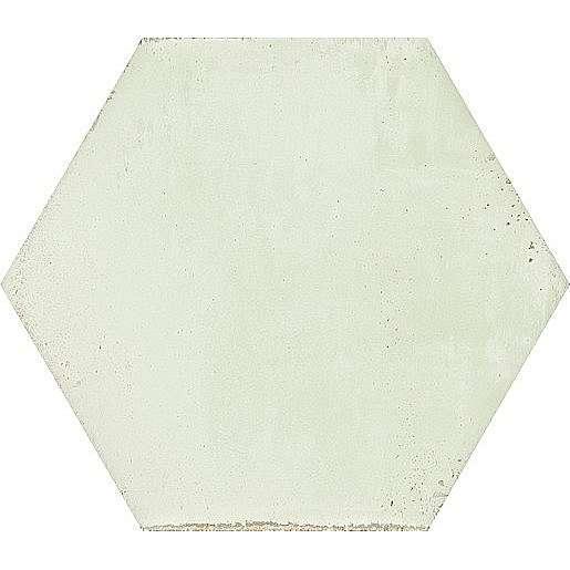 Dlažba Ragno Eden bianco 21x18,2 cm mat ERGKX