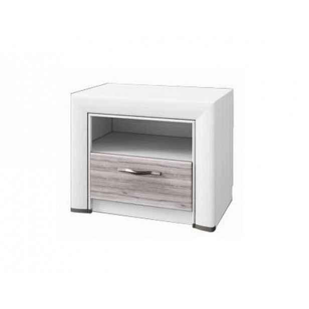 Noční stolek Olivia 1S
