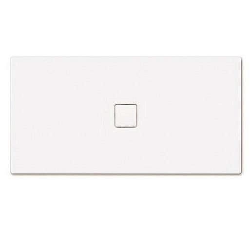 Sprchová vanička obdélníková Kaldewei Conoflat 867-2 100x180 cm smaltovaná ocel alpská bílá 468448043001