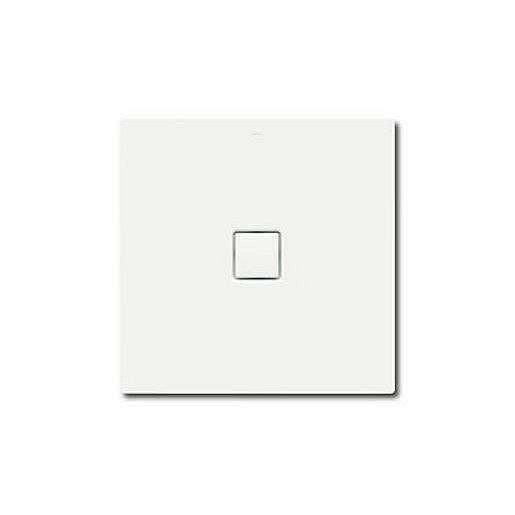 Sprchová vanička obdélníková Kaldewei Conoflat 784-1 90x100 cm smaltovaná ocel alpská bílá 465430000001