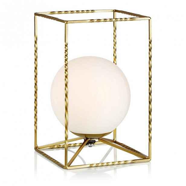 Stolní lampa ve zlaté barvě Markslöjd Eve Table Gold