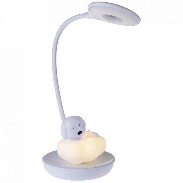 XXXLutz DĚTSKÁ STOLNÍ LED LAMPA, dotykový stmívač, 13/36 cm My Baby Lou - Stolní lampy - 008227098701