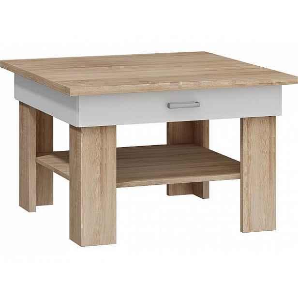 Konferenční stolek Omega švestka