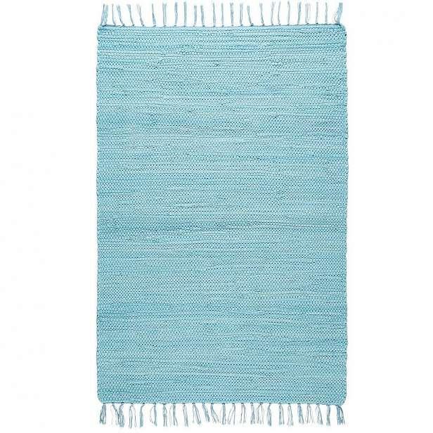 Ručně tkaný hadrový koberec Julia