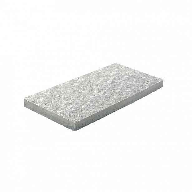 Betonová dlažba DITON Premiere bílá 600×300×40 mm