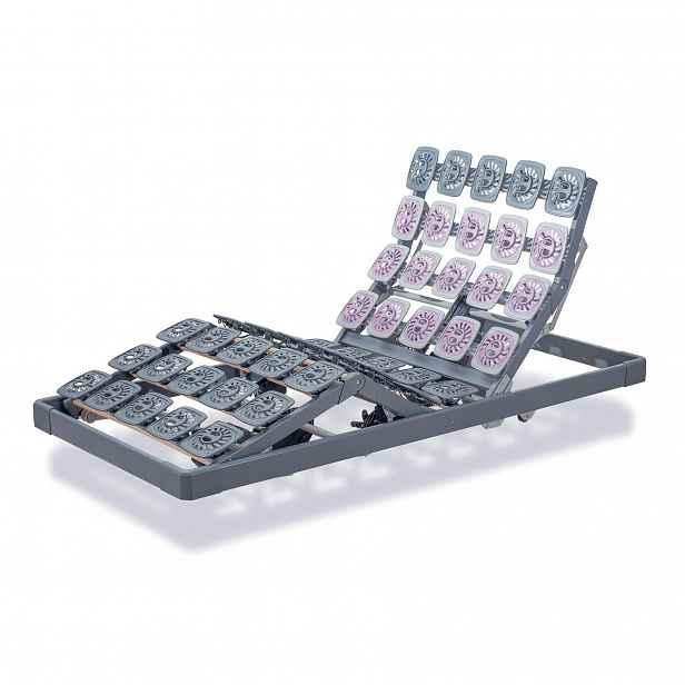 Tempur® Premium Flex 4000 90x200 cm moderní rošt se 4 motory pro dokonalé pohodlí