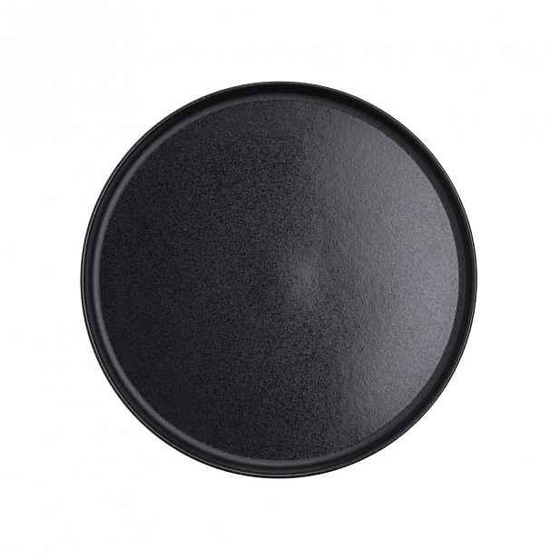 Butlers CASA NOVA Talíř 27 cm - černá