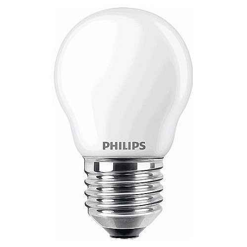 Žárovka LED Philips Lustre E27 4,3W, 2700K