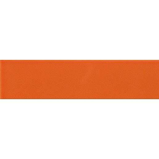 Obklad Ribesalbes Chic Colors naranja 10x30 cm lesk CHICC0875