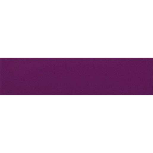 Obklad Ribesalbes Chic Colors malva 10x30 cm lesk CHICC1339