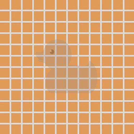 Mozaika Rako Color Two oranžová 30x30 cm mat GDM02150.1