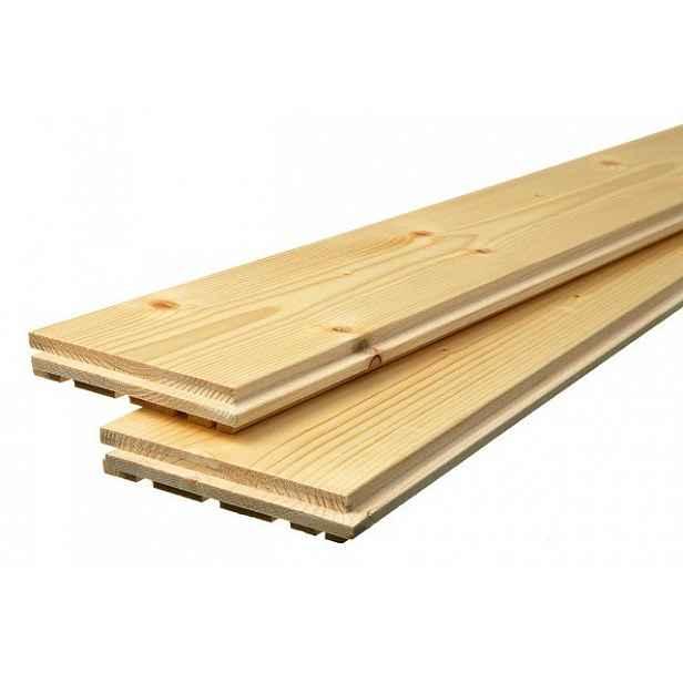 Podlaha dřevěná Feel Wood smrk severský 135×1 973×15 mm