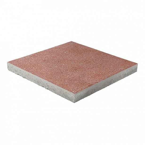 Dlažba betonová DITON Delicate cihlová 397×397×40 mm