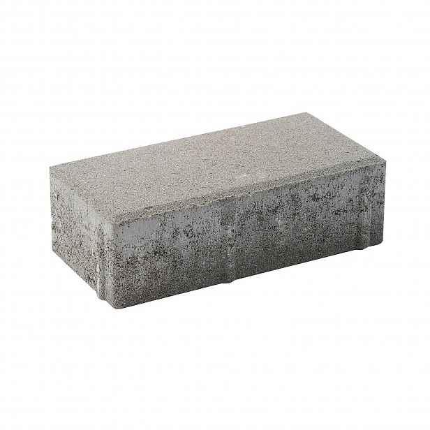Betonová dlažba CSB CIHLA šedá, výška 60 mm