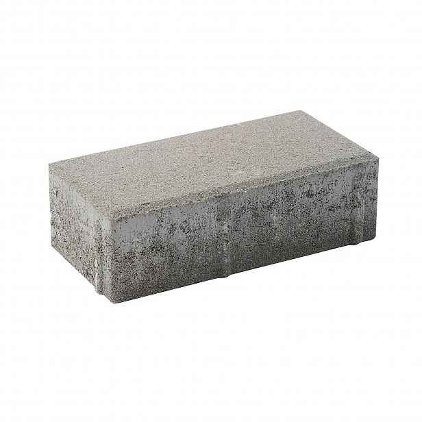 Betonová dlažba CSB CIHLA šedá, výška 80 mm