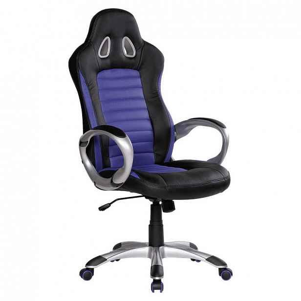 Kancelářská Židle Racer Modrá