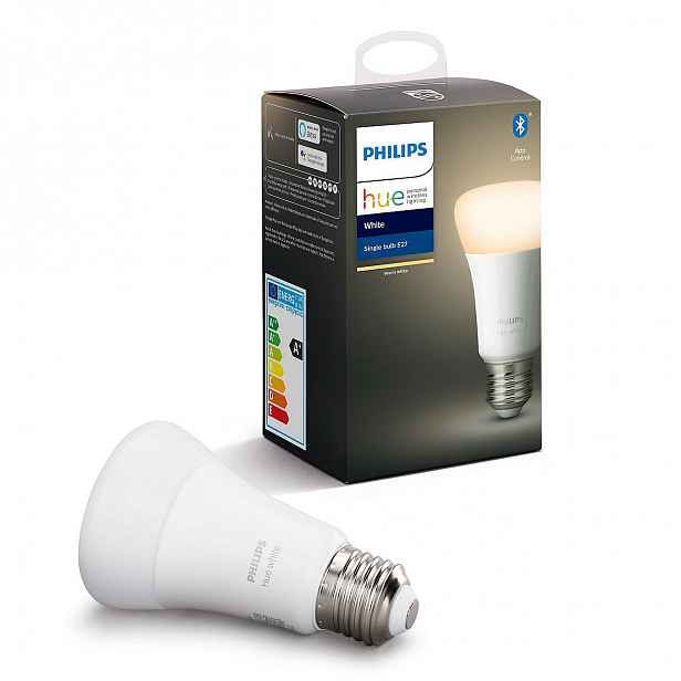 Žárovka LED Philips Hue white E27 9,5W 806 lm 2700K