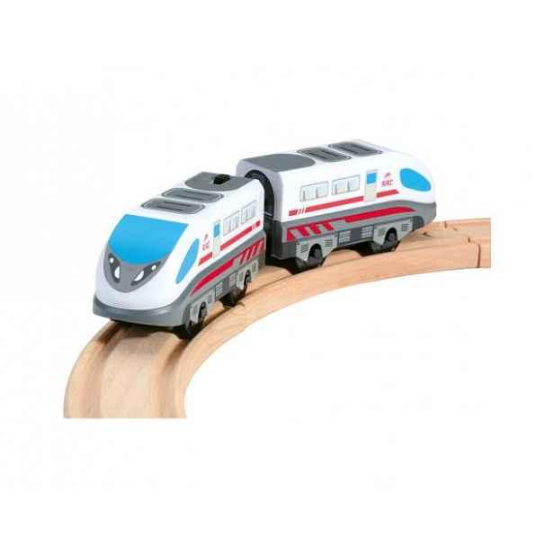 Rychlostní vlak na baterie