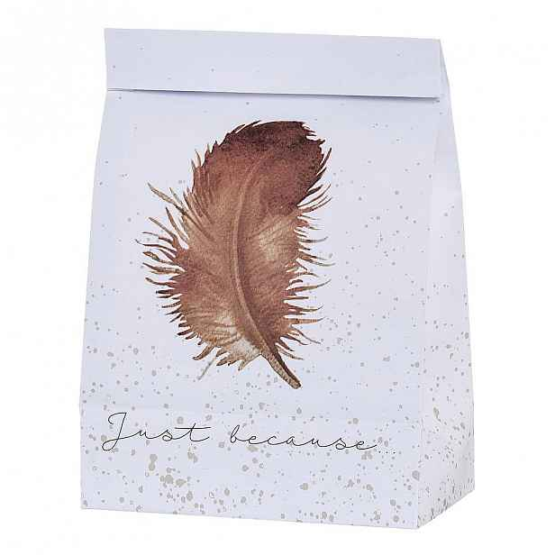 Papírový sáček Bloomingville Feather