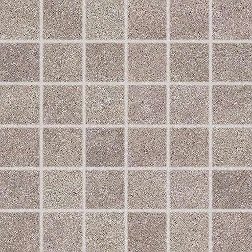 Mozaika Rako Kaamos béžovošedá 30x30 cm mat DDM06589.1