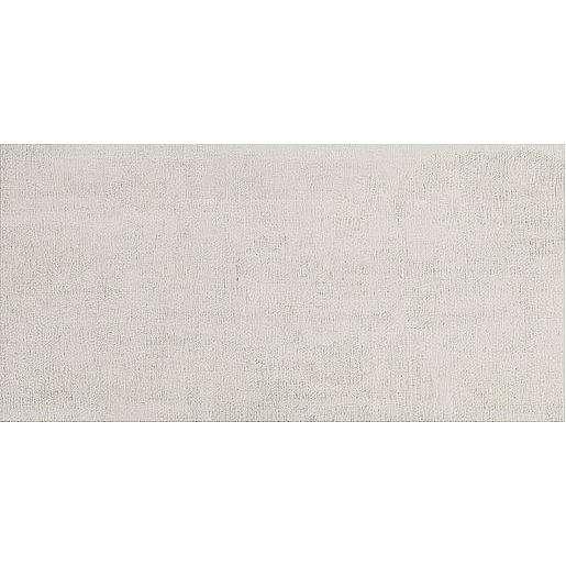 Dlažba Dom Tweed silver 45x90 cm mat DTW940R