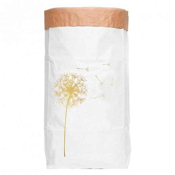 Úložný koš z recyklovaného papíru Surdic Diente de Leon