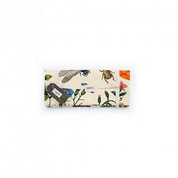 Pikniková deka Surdic Manta Picnic Tierra Bella s přírodním motivem, 140x170 cm