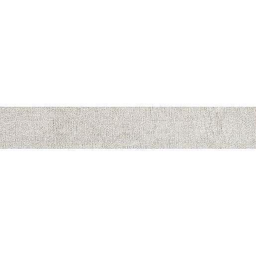Dlažba Dom Tweed silver 10x60 cm mat DTW1064R